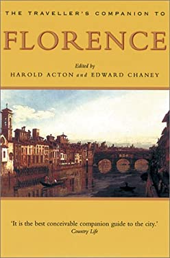A Traveller's Companion to Florence 9781566564663