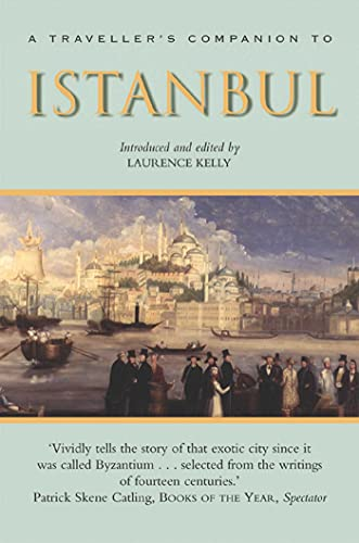 A Traveller's Companion to Istanbul 9781566565745
