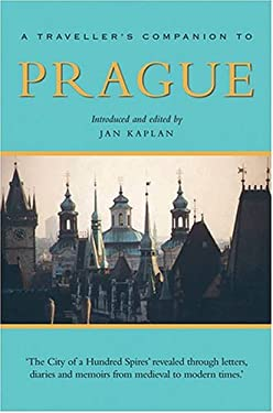 A Traveller's Companion to Prague 9781566565905