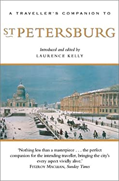 A Traveller's Companion to St. Petersburg 9781566564922
