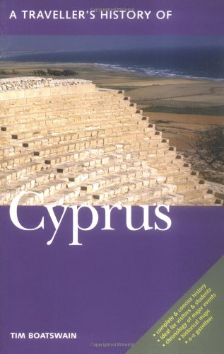 A Traveller's History of Cyprus 9781566566056