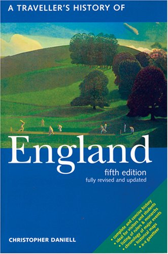 A Traveller's History of England 9781566566049