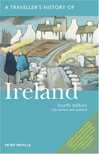 A Traveller's History of Ireland 9781566566377
