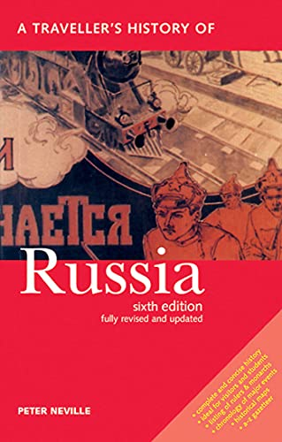 A Traveller's History of Russia 9781566566452