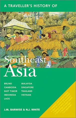 A Traveller's History of Southeast Asia 9781566564397