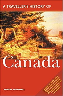 A Travellers History of Canada 9781566563864