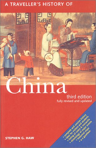 A Travellers History of China 9781566564861