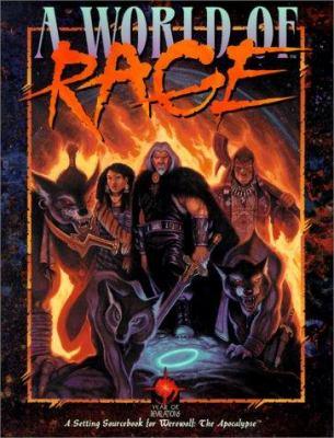 A World of Rage 9781565043626