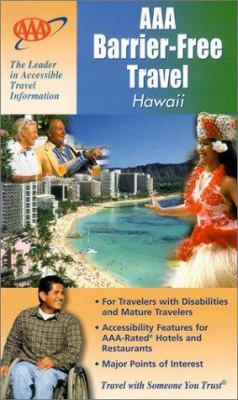 AAA Barrier-Free Travel Hawaii 9781562517496