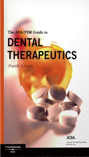 ADA/PDR Guide to Dental Therapeutics 9781563636042