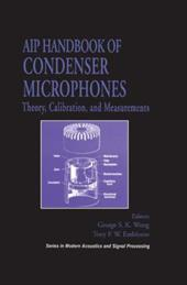 AIP Handbook of Condenser Microphones: Theory, Calibration and Measurements 6979468
