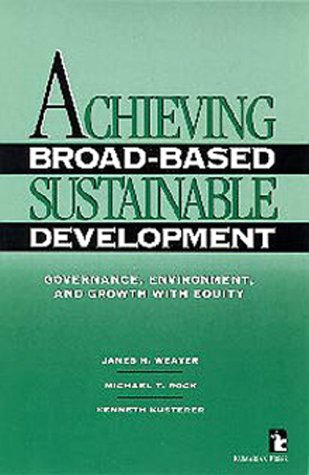 Achiev Broad Based Sustain Dev PB 9781565490581