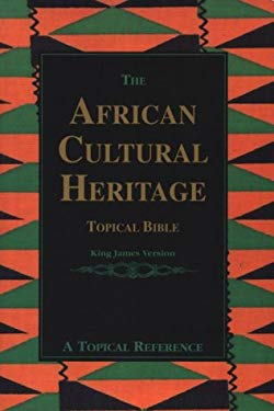 African Cultural Heritage Top 9781562294366