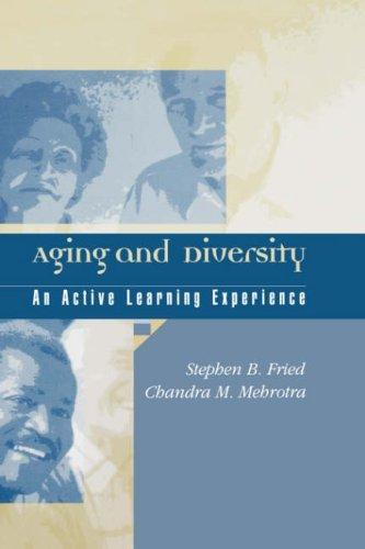 Aging & Diversity an Active Le 9781560324751
