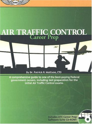 Air Traffic Control Career Prep [With CD-ROM]