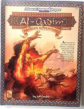 Al-Qadim Campaign: Arabian Adventures