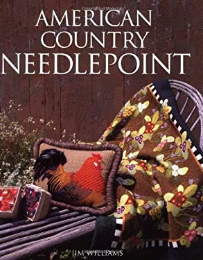 American Country Needlepoint 9781561581719