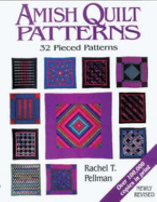 Amish Quilt Patterns 9781561481903