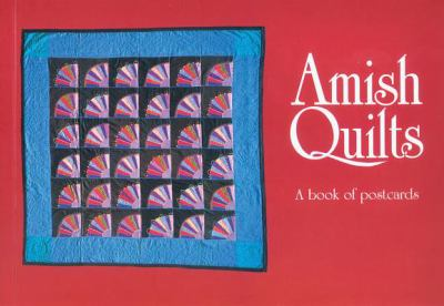 Amish Quilts: Book of Postcards 9781561481187