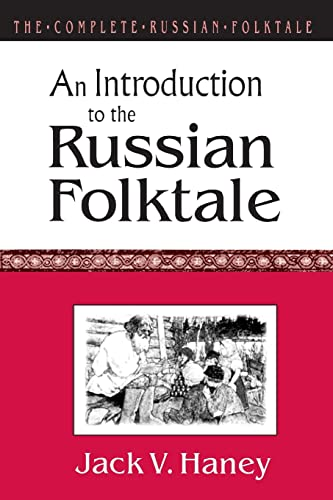 An Introduction to the Russian Folktale 9781563244940