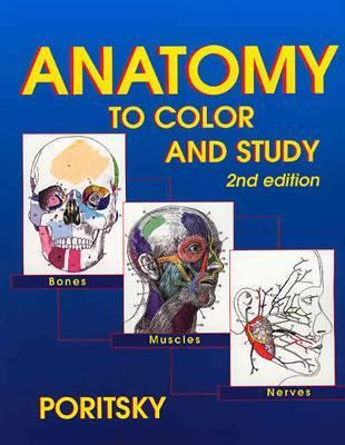 Anatomy to Color and Study 9781560535676