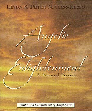 Angelic Enlightenment: A Personal Process [With 3 Pages of Angel Cards] 9781567184822