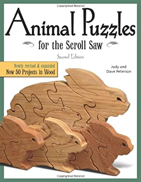 Animal Puzzles for the Scroll Saw 9781565233911