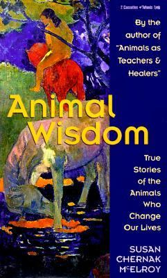 Animal Wisdom: True Stories of the Animals That Change Our Lives 9781564555632