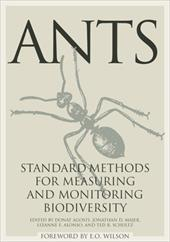 Ants: Standard Methods for Measuring and Monitoring Biodiversity 6945619