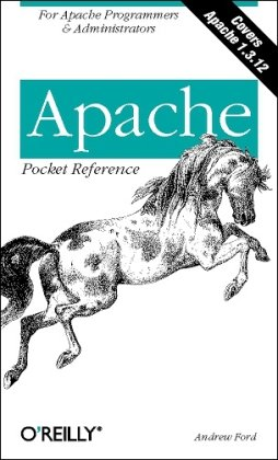 Apache Pocket Reference 9781565927063