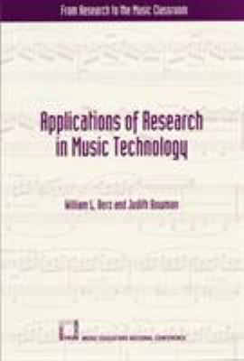 Applications of Research in Music Technology 9781565450264
