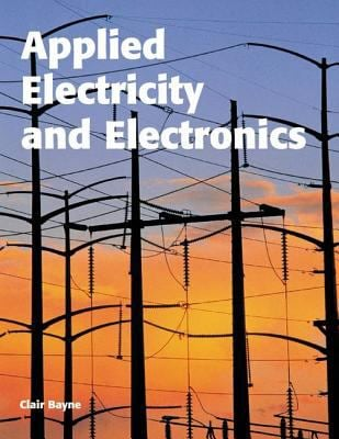 Applied Electricity and Electronics 9781566377072