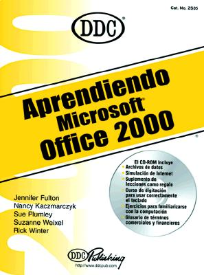 Aprendiendo Microsoft Office 97 [With English-Only CD-ROM] = Learning Microsoft Office 97 9781562436148