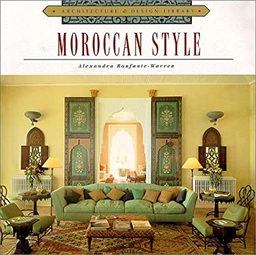 Architecture and Design Library: Moroccan Style 9781567999563