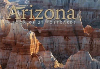 Arizona Postcard Book 9781563137723