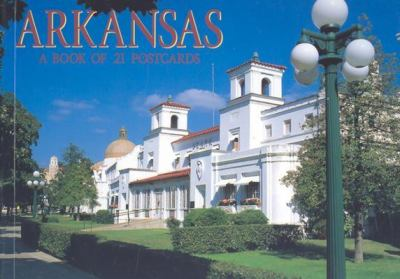 Arkansas Postcard Book 9781563139352