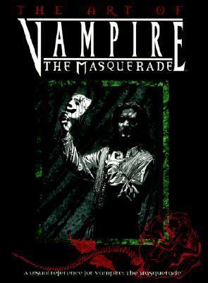 Art of Vampire: The Masquerade 9781565042094