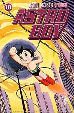 Astro Boy Volume 10 9781569717936