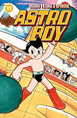 Astro Boy Volume 11 9781569718124