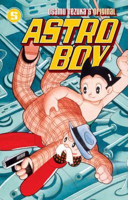 Astro Boy Volume 5 9781569716809