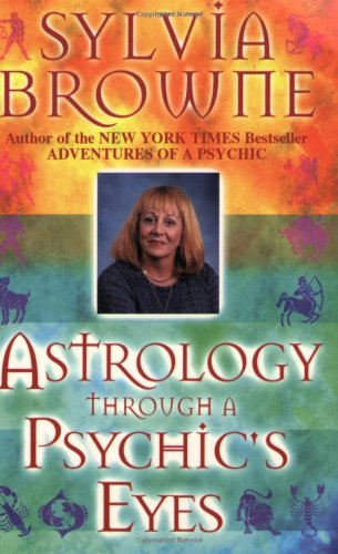 Astrology Through a Psychic's Eyes 9781561707201