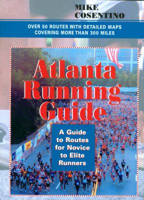 Atlanta Running Guide 9781561452057