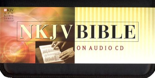 Audio Bible-NKJV 9781565638020