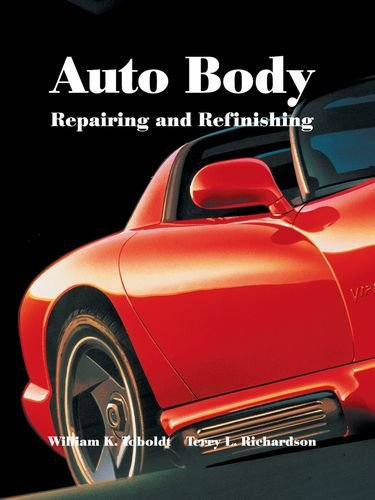 Auto Body Repairing and Refinishing