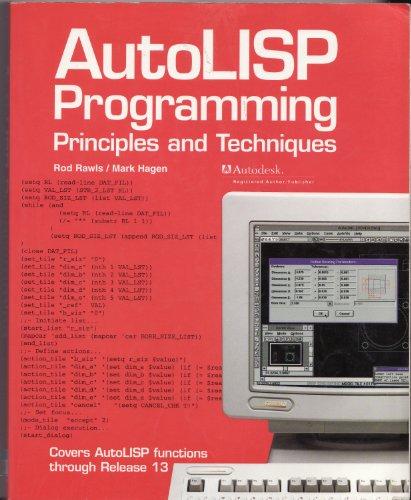 AutoCAD and Its Applications: Basics 9781566371827