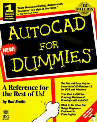 AutoCAD for Dummies 9781568841915