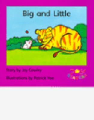 BIG AND LITTLE - JOY C (Dominie Joy Readers) 9781562707514