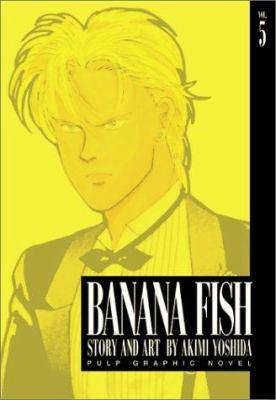 Banana Fish, Volume 5 9781569316733
