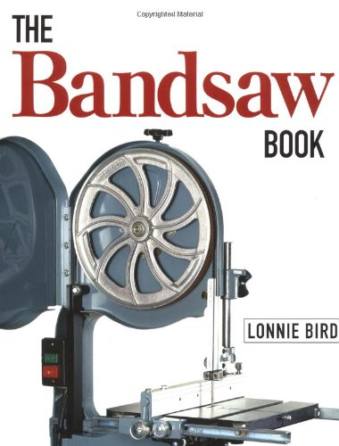 The Bandsaw Book 9781561582891
