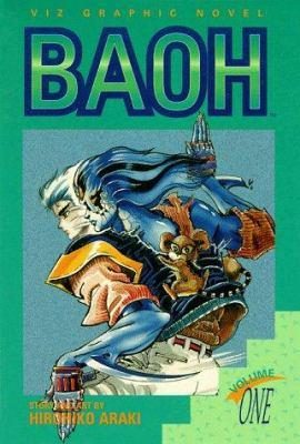 Baoh, Vol. 1 9781569310977